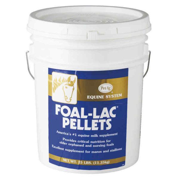 Foal-Lac Pellets 25lb.