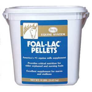 Foal-Lac Pellets 6lb.  4/cs