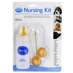 Nursing Kit-Carded 4oz.  12/cs