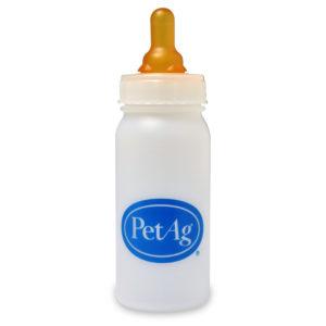 Pet-Ag Nursing Bottle 4oz. 6/cs