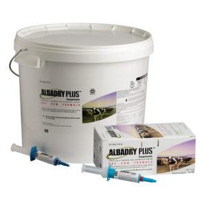 ALBADRY PLUS 10 ML/TUBE 12 TUBES/BX 12/CS