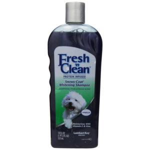 Fresh'n Clean Whitening Shampoo Vanilla Scent 18oz