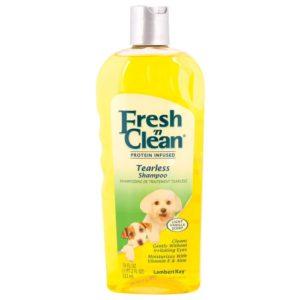 Fresh'n Clean Tearless Shamp Vanilla Scent 18oz