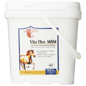 Vita Flex MSM 180 day supply 4 lbs