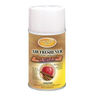 CV Dutch Apple & Spice Air Freshener 6.6oz 12/CS