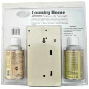 CV Home Kit:Disp/Fly Spry/Fresh Cotton Air 4/CS